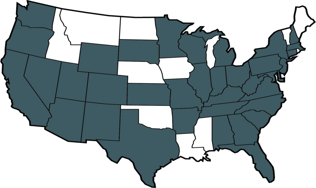 Professional Engineering License by State