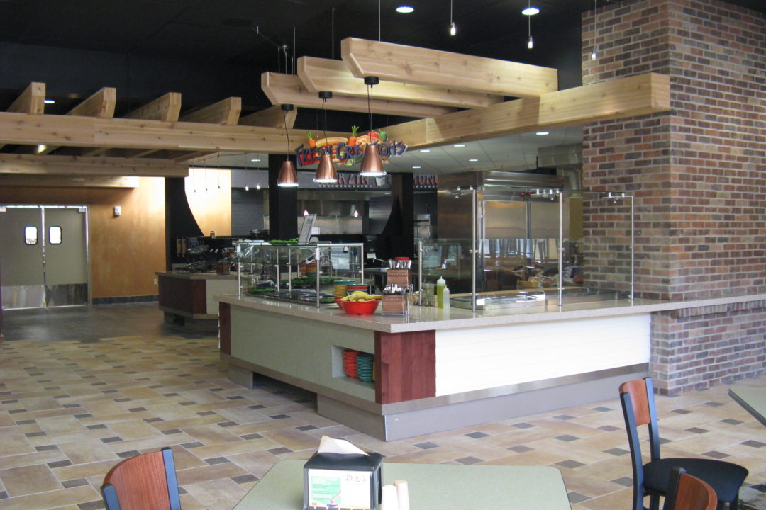 WMU Davis Dining Hall